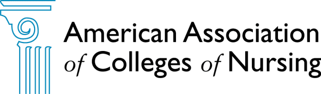 American Association of Colleges of Nursing logo