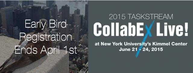 CollabEx Live will feature NYU's catering!
