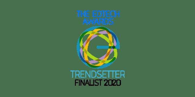 Edtech trendsetter finalist award 2020
