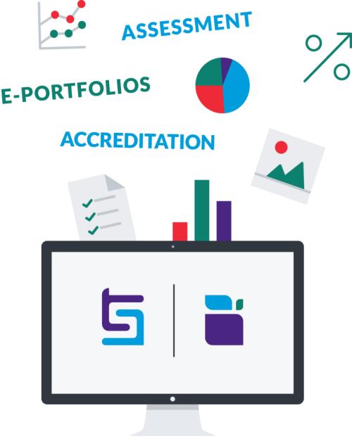 e-portfolio accreditation with watermark insights - taskstream and TK20