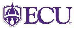 Image of the East Carolina University logo