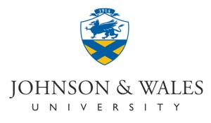 Image of Johnson and Wales University logo