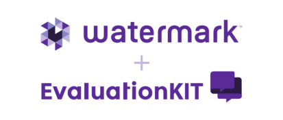 Watermark Expands into Course Evaluation with the Addition of EvaluationKIT