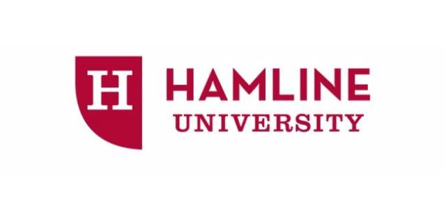 image of Hamline University logo