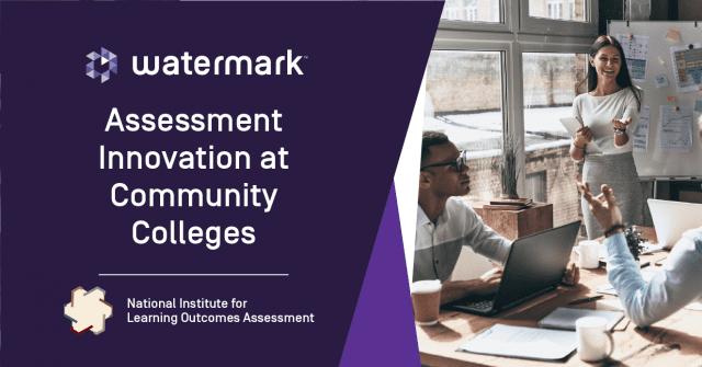 banner, blog, NILOA & CC recap, assessment innovation at community colleges