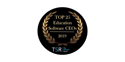top 25 education software CEOs