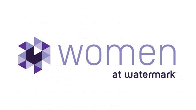 women at watermark
