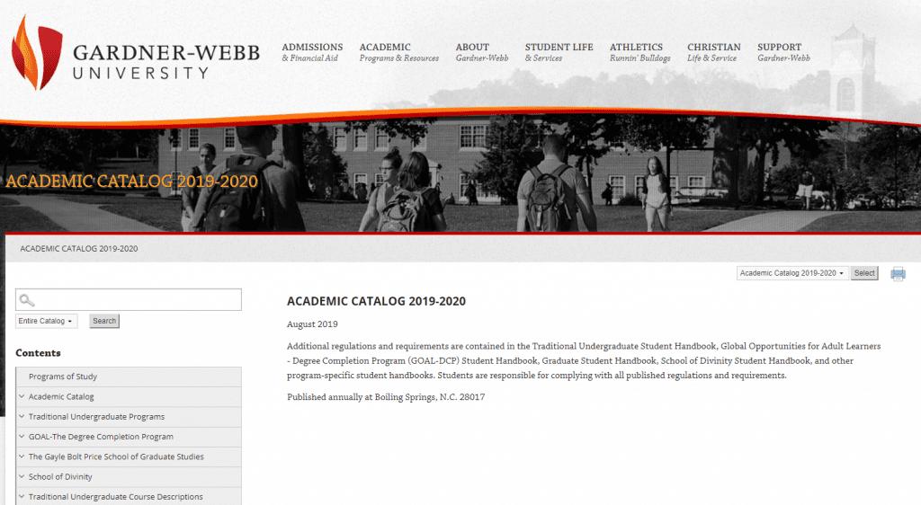 gardner_webb_course_catalog