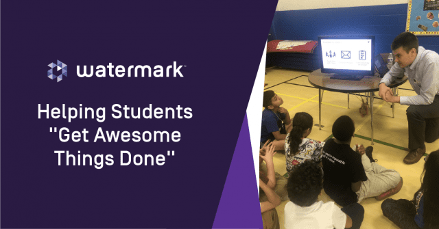 banner, blog, helping students get awesome things done, Kevin Sikes
